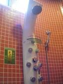 花蓮。住:7境外漂流─超讚的SPA蓮蓬頭,以後我家也要裝一個 ,哈!.jpg