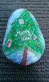 彩繪石頭 Rock Paintings:Day 9-Christmas Cards.jpg
