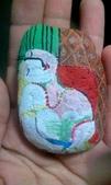 彩繪石頭 Rock Paintings:畢卡索—夢.jpg