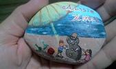 彩繪石頭 Rock Paintings:Snowman (Aussie Style).jpg