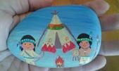 彩繪石頭 Rock Paintings:Day 9-Indians.jpg