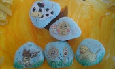 彩繪石頭 Rock Paintings:Day 27-Story Stone.jpg