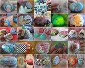 彩繪石頭 Rock Paintings:Paint A Rock A Day, September 2019.jpg