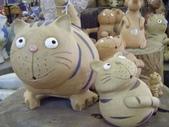 西澳。Balingup:16 這隻看起來很像愛麗絲夢遊仙境裡頭的那隻貓.jpg