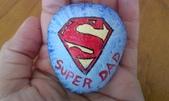 彩繪石頭 Rock Paintings:Day 16-Father's Day.jpg
