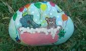 彩繪石頭 Rock Paintings:Day 5-Bathtub Party.jpg