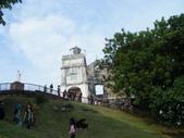 Malaysia, Melaka:6來爬去聖保羅教堂.jpg