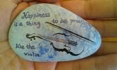 彩繪石頭 Rock Paintings:Day 13-Violin.jpg