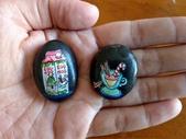 彩繪石頭 Rock Paintings:Day 24-Egg Nog.jpg