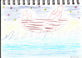 My Left Hand Painting:20140925.jpg