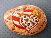 彩繪石頭 Rock Paintings:Day 16-Chocolates.jpg