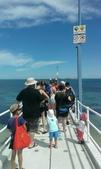 西澳。Rockingham。Penguin Island:準備登船囉.jpg