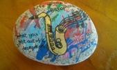 彩繪石頭 Rock Paintings:Day 6-Saxophone.jpg