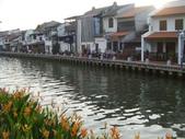 Malaysia, Melaka:13河堤,很有左岸的感覺.jpg