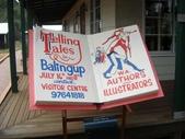 西澳。Balingup:12 街景二:因應說故事活動,展覽訊息也是以大本故事書的方式呈現.jpg