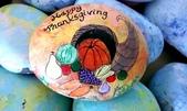 彩繪石頭 Rock Paintings:Day 28- Thanksgiving.jpg