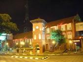 Malaysia, Melaka:21晚上的紅教堂非常的靜謐美麗.jpg