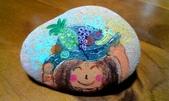 彩繪石頭 Rock Paintings:Day 15-Hat.jpg