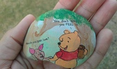 彩繪石頭 Rock Paintings:Day 18-Winnie the Pooh.jpg