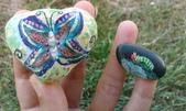 彩繪石頭 Rock Paintings:Day 14-Butterfly 蝴蝶.jpg