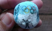 彩繪石頭 Rock Paintings:Day 25-Winter Olympics.jpg