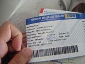Malaysia, Melaka:1來去馬六甲囉!巴士車票 .jpg