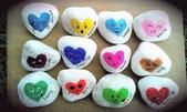 彩繪石頭 Rock Paintings:Heart Emoji.jpg