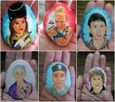 彩繪石頭 Rock Paintings:Memorial Rocks (Karen, Pop, Gary, Neely&Shelby, Lolo and Angela).jpg