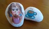 彩繪石頭 Rock Paintings:Day 12-Hot Chocolate.jpg