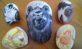 彩繪石頭 Rock Paintings:Day 27-Story Stones.jpg