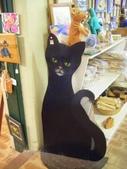 西澳。Balingup:18 大黑貓,以後我若開自己的一間什麼店也想擺上一隻 XD.jpg
