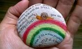 彩繪石頭 Rock Paintings:Day 30-Snail.jpg