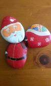 彩繪石頭 Rock Paintings:Ho Ho Ho! Santa Set.jpg