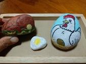 彩繪石頭 Rock Paintings:Day 14-Chicken.jpg