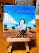 彩繪石頭 Rock Paintings:Day 25-Penguins.jpg
