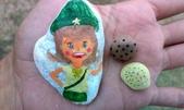 彩繪石頭 Rock Paintings:Day 12-Girl Scout 女童子軍.jpg