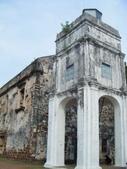 Malaysia, Melaka:7斑駁的牆面.jpg