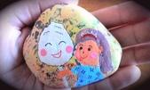彩繪石頭 Rock Paintings:Day 7-Cotton Candy.jpg