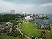 五福日本六天:明石海峽大橋下