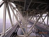 五福日本六天:明石海峽大橋中間的鐵路預定車道