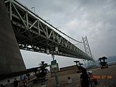 五福日本六天:明石海峽大橋旁