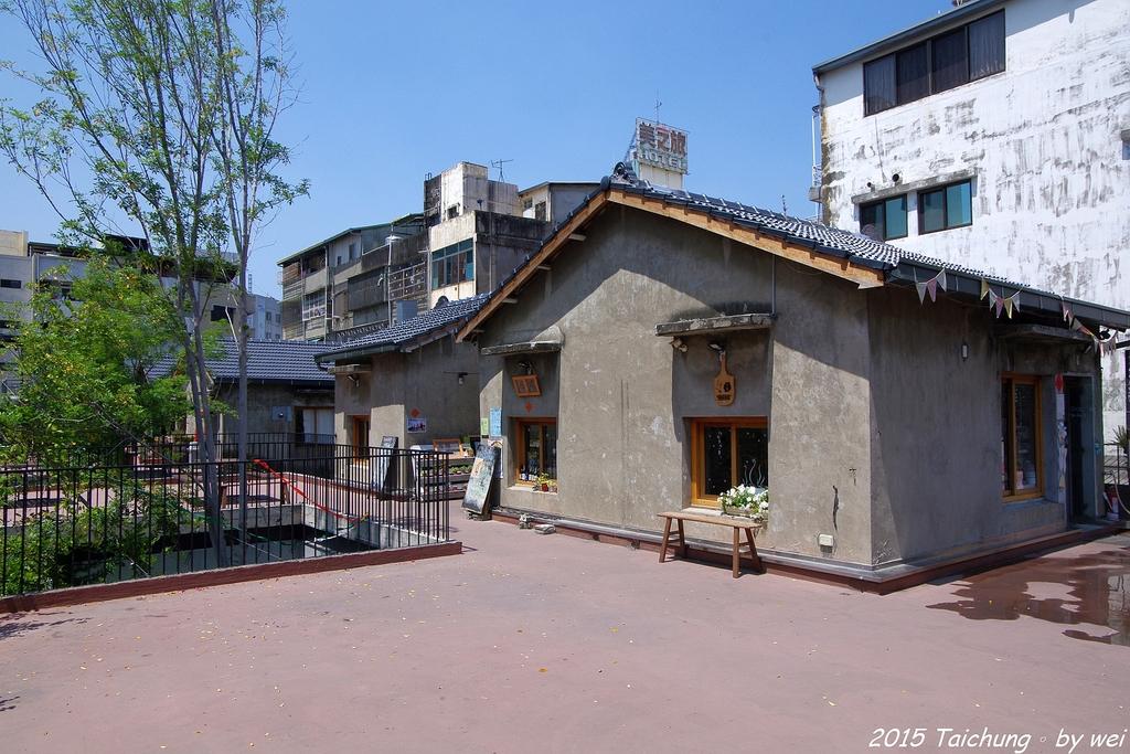 台中。漫步范特喜中興一巷 - 綠光計劃打造老房新生命:IMGP8287.JPG
