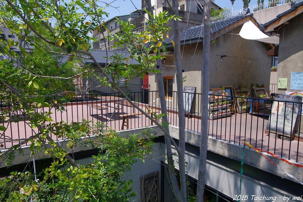 台中。漫步范特喜中興一巷 - 綠光計劃打造老房新生命:IMGP8311.JPG