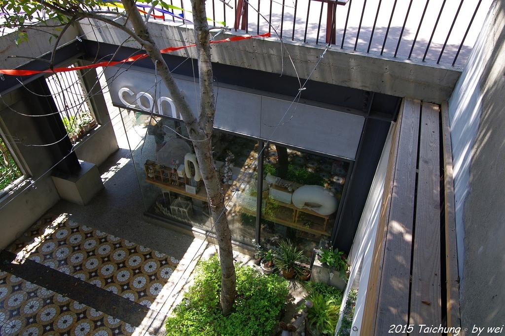 台中。漫步范特喜中興一巷 - 綠光計劃打造老房新生命:IMGP8297.JPG