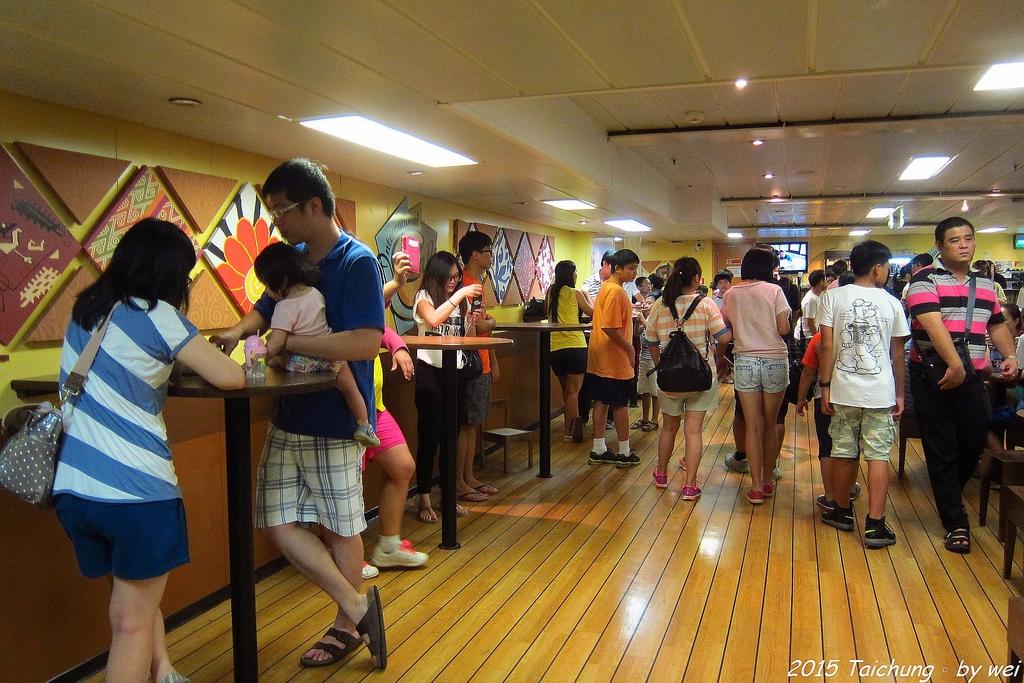 全球最大的海上圖書船。望道號(Logos Hope)首訪台中:IMG_9203.JPG