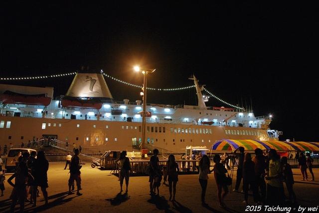 IMGP0745.JPG - 全球最大的海上圖書船。望道號(Logos Hope)首訪台中