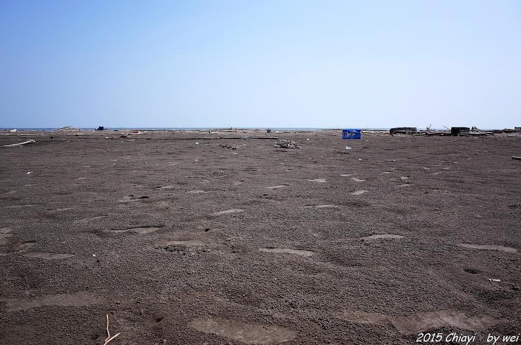 嘉義東石。逐漸消失的國境之西。飄移國土外傘頂洲:R0000411.JPG
