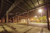 夜幕。高鐵彰化站:R0022346.JPG