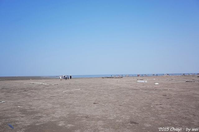 R0000414.JPG - 嘉義東石。逐漸消失的國境之西。飄移國土外傘頂洲