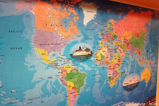 IMG_9209.JPG - 全球最大的海上圖書船。望道號(Logos Hope)首訪台中